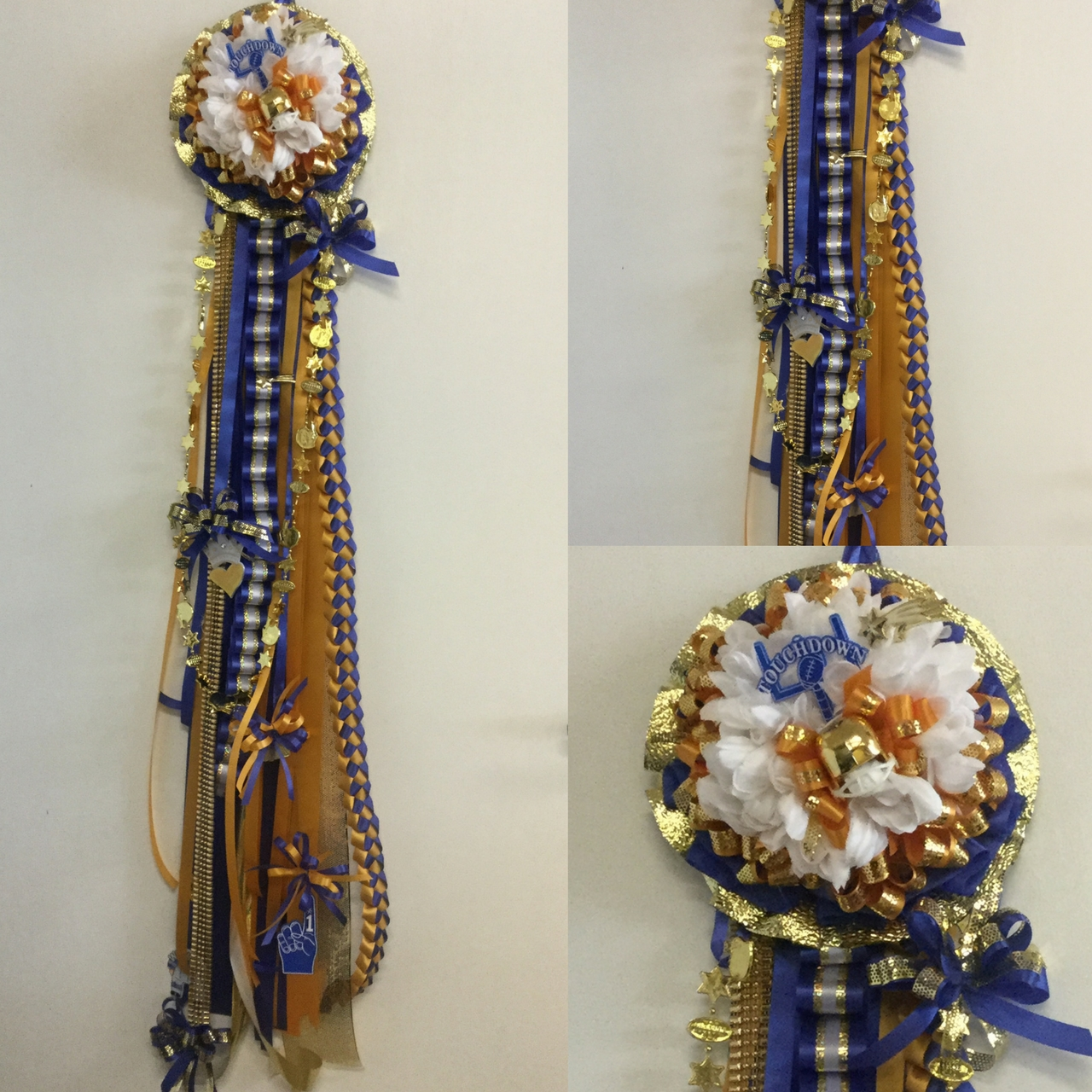 milby high school homecoming mums in houston tx